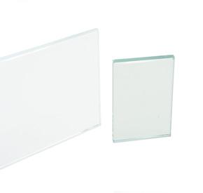 Starfire and Standard Glass comparison