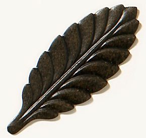 black bronze finish