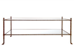 JC Two-Tier Coffee Table CT14G
