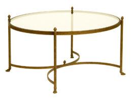Gordon Round Coffee Table CT14Round