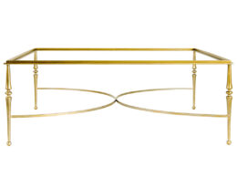 Spindle coffee table CT33