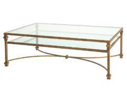Charleston 2-tier coffee table CT35C