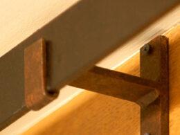 Flat Drapery bracket