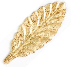 Gold Leaf - Roja premium finish