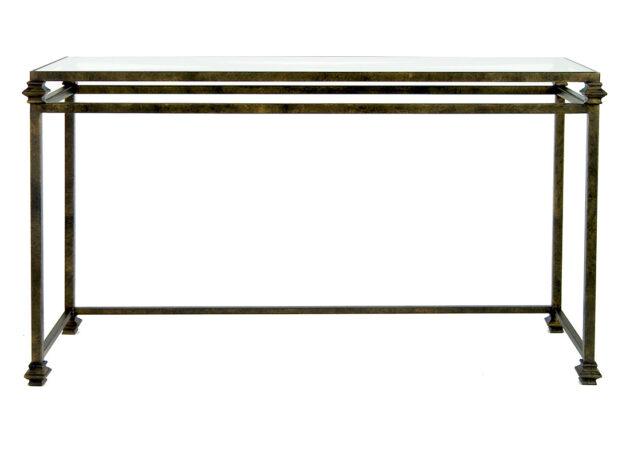 Square Collar Console Table CT11