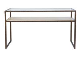 Wainright 2-Tier Console Table CON125A