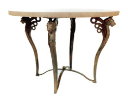 Roman Dining Table Base DT22