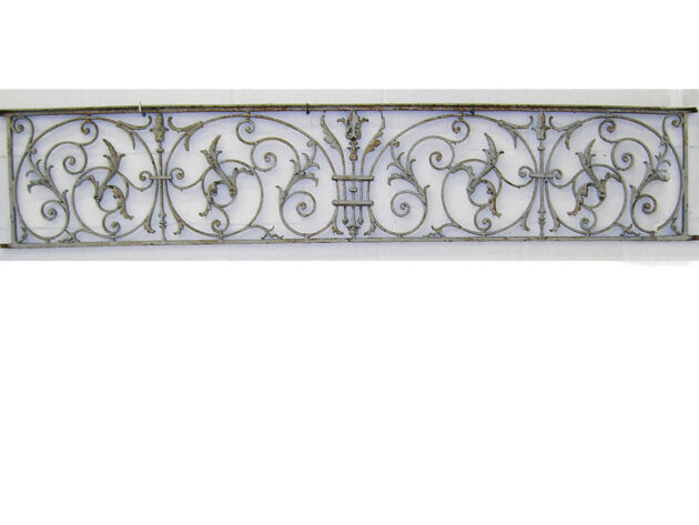 Architectural Artifact Balcony Front AA25