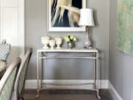 Dolphin Console Table CON80A room setting