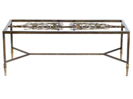 Custom Roof Cresting Table CT128