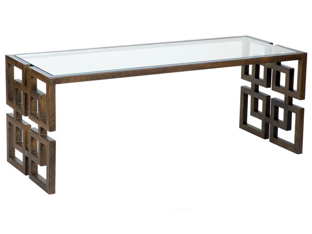 5 Square Coffee TableCT305