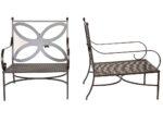 Oak Leaf and Acorn Club Chairs