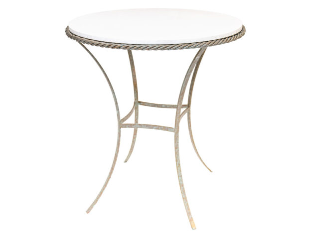 Rope Twist Tall Bar Table DT24-T