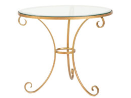 Kelley Tripod Occasional Table