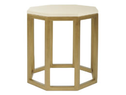 """Octogon 18"""" Occasional Table"""
