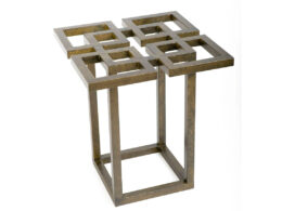 5-Square Side Table OCC305