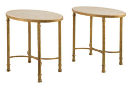Chloe Oval Occasional Table OCC51A