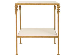 Tracy 2-Tier Rectangle Occasional Table OCC53D