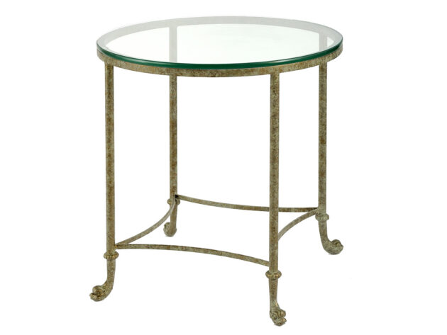 Dolphin Round Occasional Table OCC80