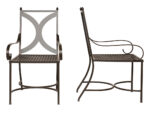 Oak Leaf and Acorn Dining Chairs